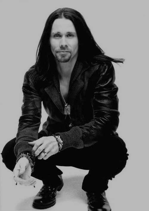 Myles Kennedy Long Hairstyles