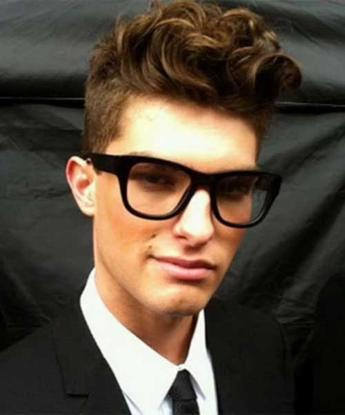 New Men Easy Hairstyles 2015
