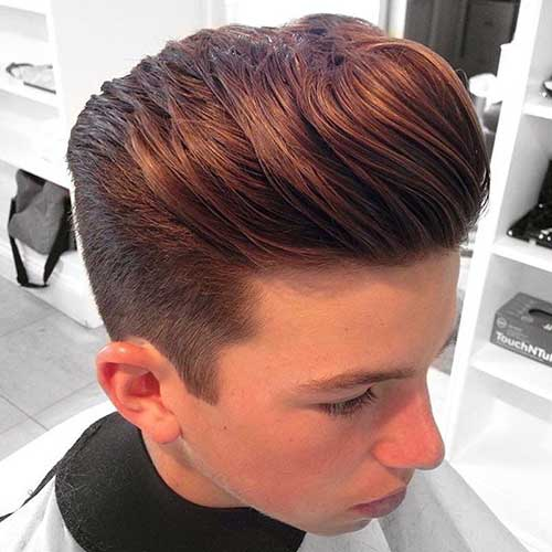 A New Hairstyle For Me : Haircut styles for men mens hairstyles