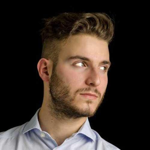 Popular Hair Styles for Men 2015