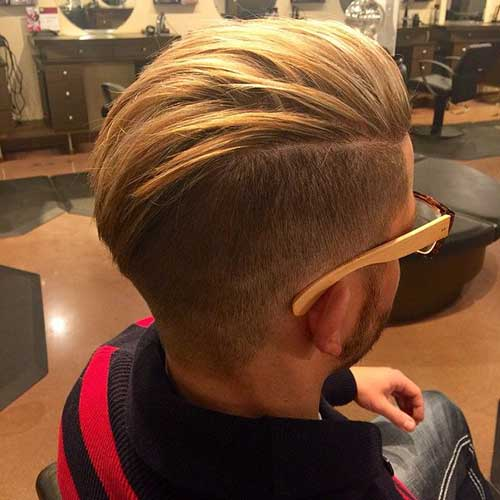 Quiffs and Undercut Hairstyle 2016