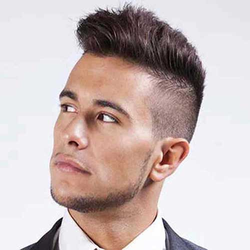 10+ Mens Shaved Side Hairstyles