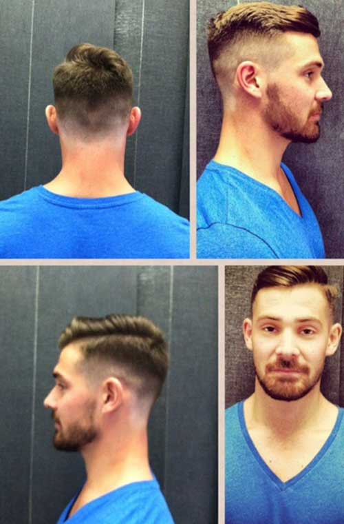Best Short Hair Styles Men
