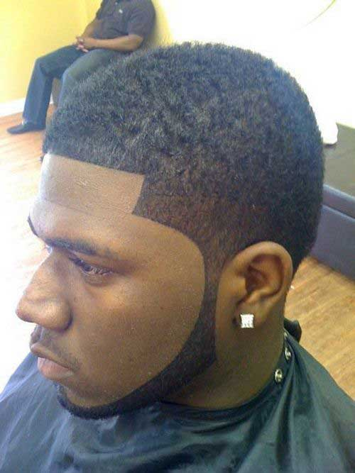 Nice Short Hair for Black Guys