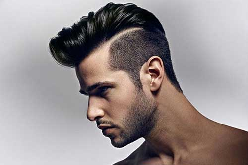 Short Men Popular Haircut Ideas 2015