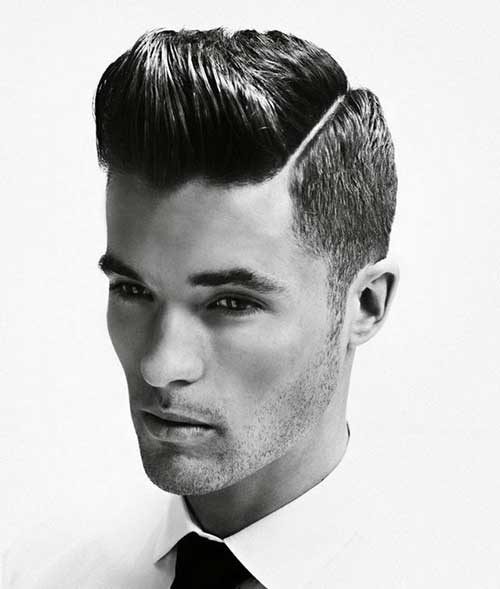 Short Side Long Top Haircuts 2016