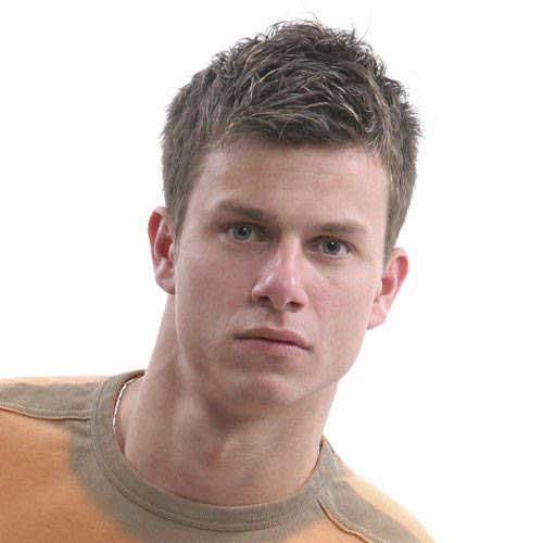 Short Trendy Messy Hairstyles for Men