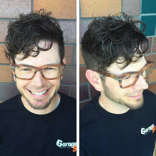Cute Side Haircuts for Men