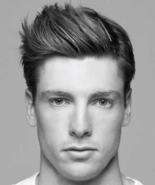 Best Straight Hair Men Styles