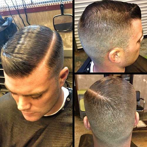 Great Straight Slicked Hairstyles for Men