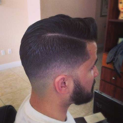 Taper Fade Hair Styles Men