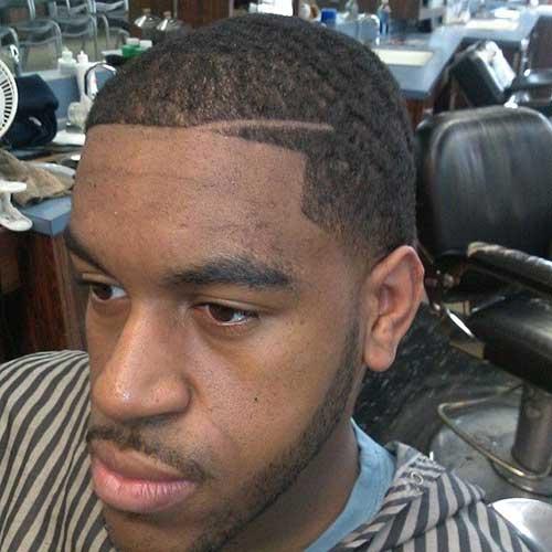 Best Tapered Haircut for Black Men