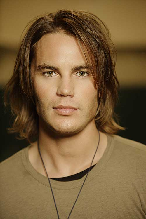 Taylor Kitsch Long Hairstyles