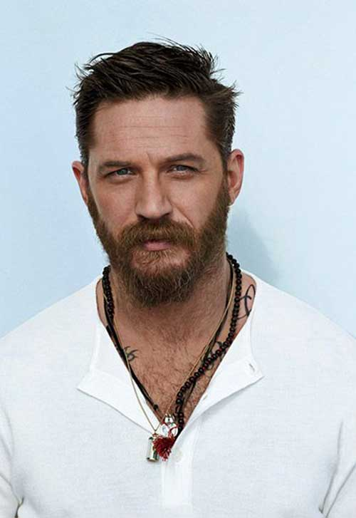 Good Tom Hardy Hairstyles 2015