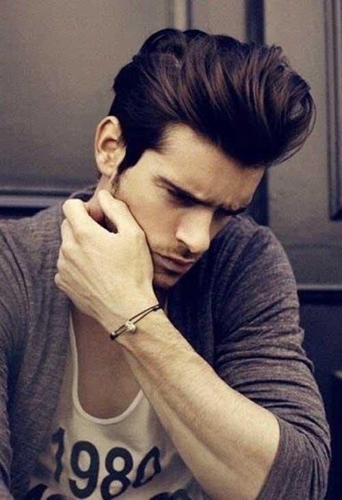 Best Top Guy Dark Haircuts 2015