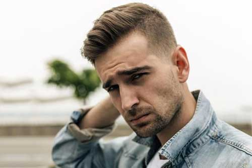Trendy Mens Short Hairstyles