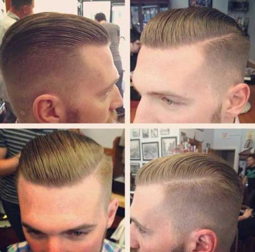 Trendy Short Mens High and Tight Hairstyles