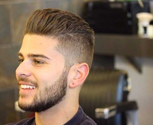 Undercut Fade Hairstyles for Guys
