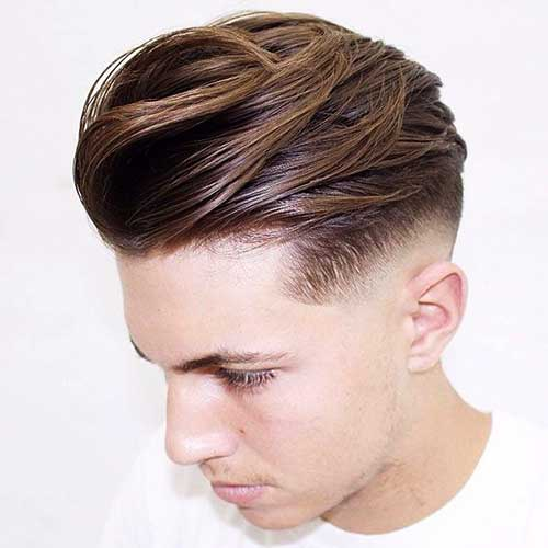 15 Unique Mens Hairstyles