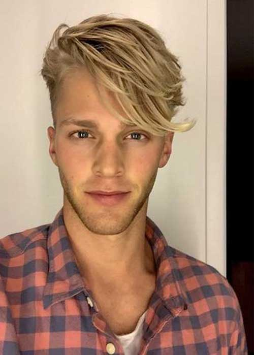 Unique Mens Asymmetrical Hairstyles