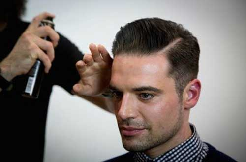 Luxury Shaved Unique Hairstyles For Men