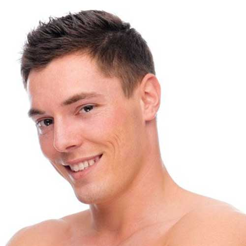 Coolest Very Short Hair Styles Men