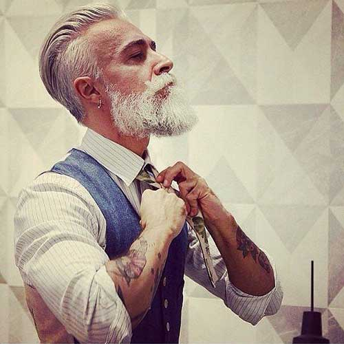 15 Guy With White Hair The Best Mens Hairstyles Amp Haircuts