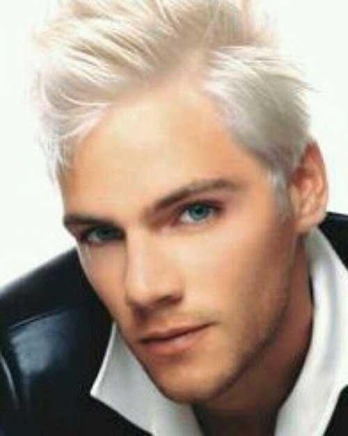 White Straight Hair Guys Pics