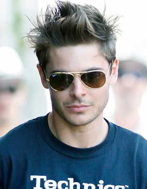 Messy Hairstyles for Men-10