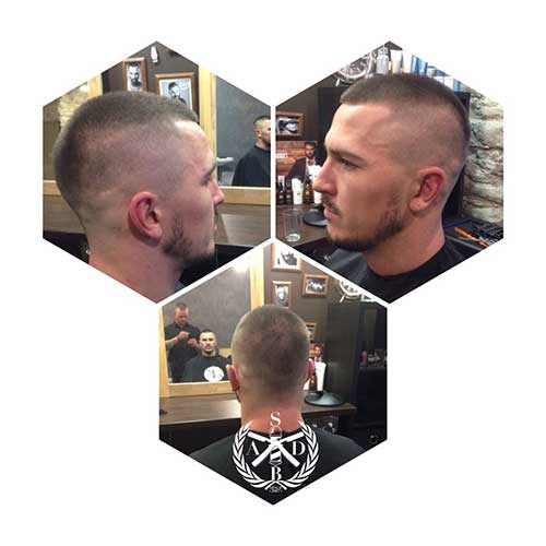 Military Haircuts for Men-10