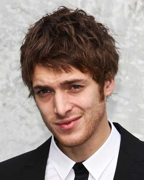 Messy Hairstyles for Men-12