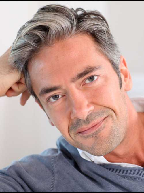 Cool Old Man Haircuts You Should See The Best Mens