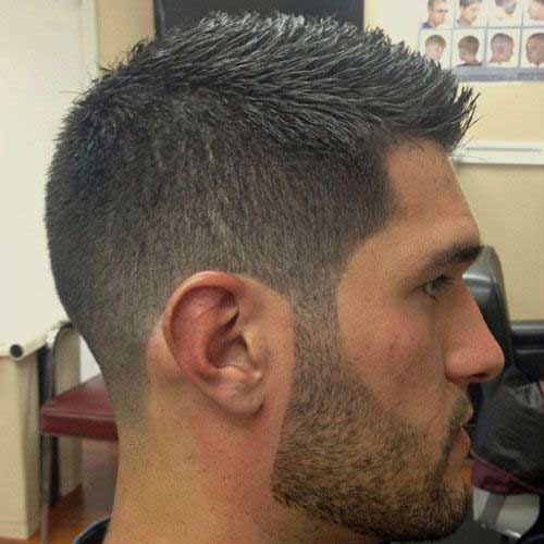 Military Haircuts for Men-8