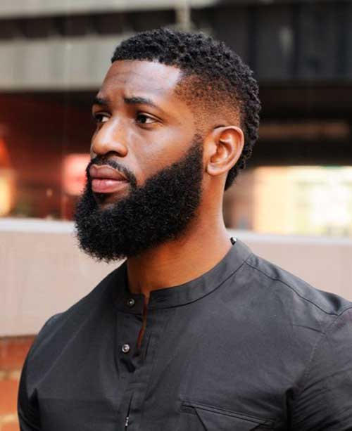 Mohawk Hairstyles for Black Men-8
