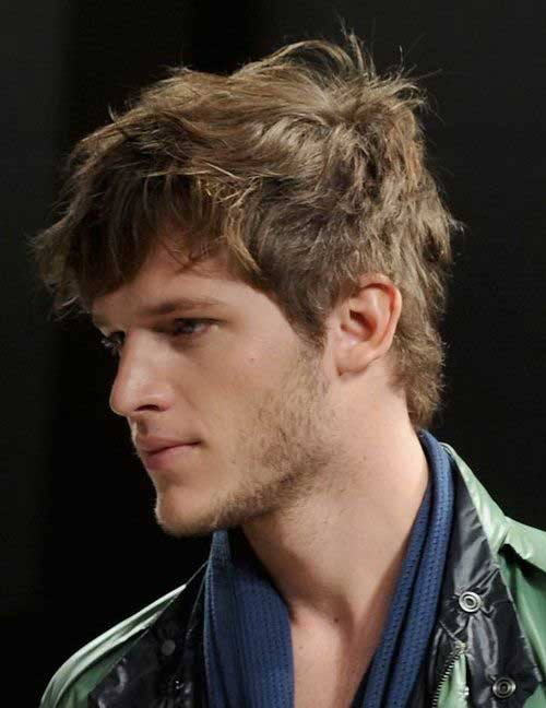 Messy Hairstyles for Men-9