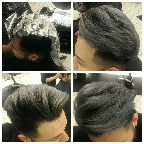 Mens Hair Color