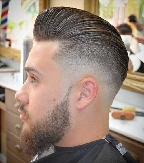 Pompadour Hairstyle Men-11