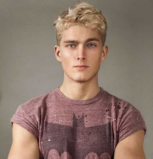 Wavy Hairstyles for Men-11