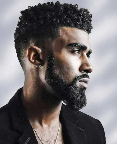 13.Black Male Hairstyle