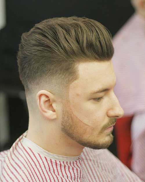 Pompadour Hairstyle Men-13