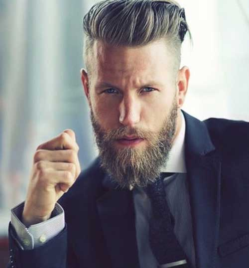 Short Sides Haircuts for Men-13