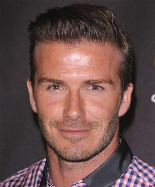 David Beckham Short Hair-14