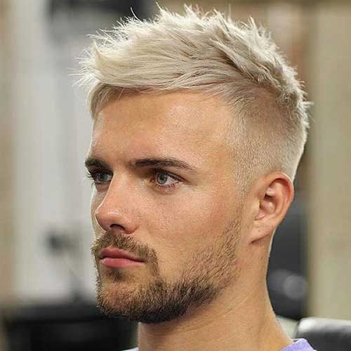 Trendy Hair Color Ideas For Men Mens Hairstyles 2018