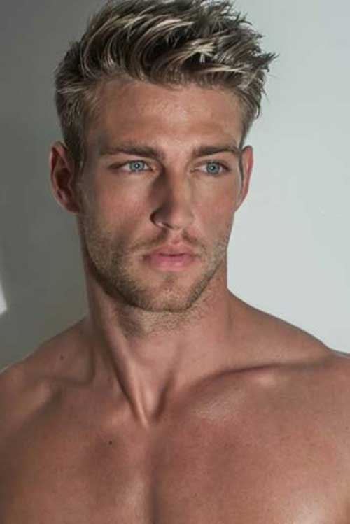 Blonde Guy Hairstyles 15