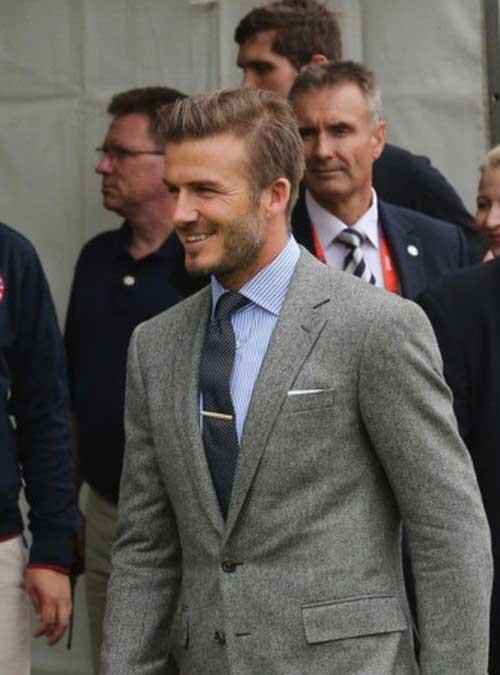 David Beckham Short Hair-15