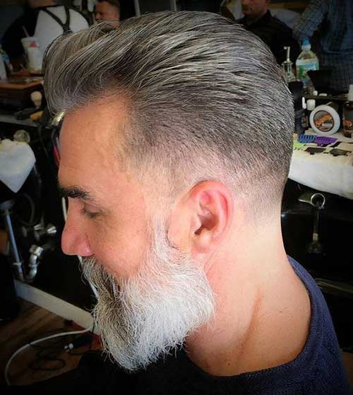Pompadour Hairstyle Men-15