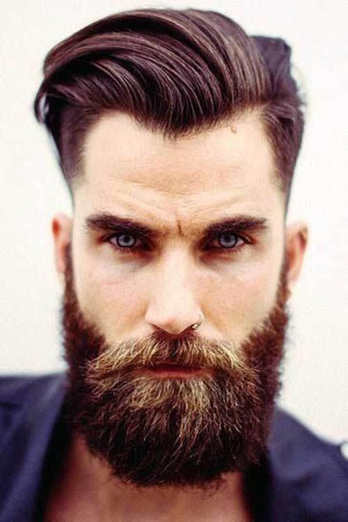 Short Sides Haircuts for Men-15