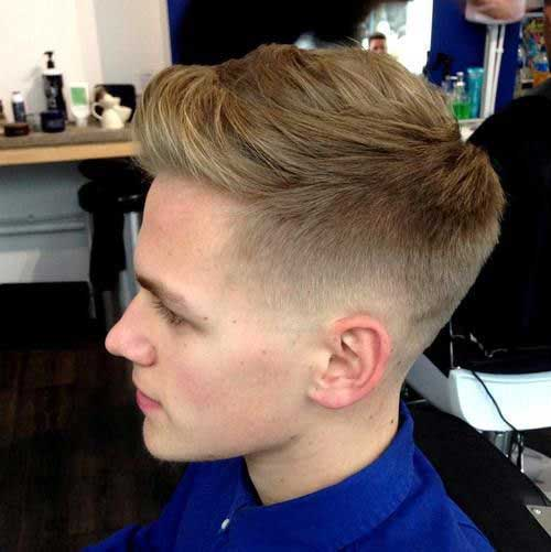 Hairstyles for Guys-16