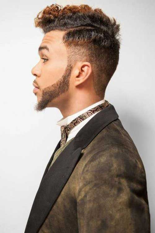 18.Black Male Hairstyle