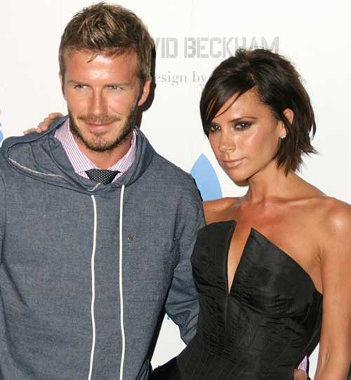 David Beckham Short Hair-19
